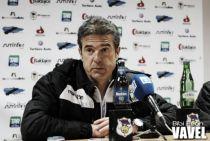 Gonzalo Arconada ya es el nuevo técnico del Real Jaén