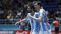 Argentina certifica su pase a octavos de final