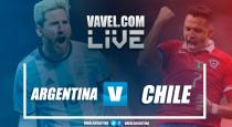Argentina vs Chile en vivo y en directo por las Eliminatorias Mundial (0-0)