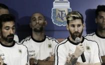 La selección argentina vetó a la prensa