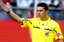 Arias López, árbitro del Barcelona B - Sporting de Gijón