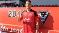"""Aridane Santana: """"Estoy aquí para ayudar y hacer goles"""""""