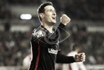 Aduriz, mejor jugador de la jornada 13