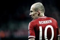 Arjen Robben está fuera de Berlín