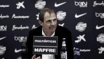 """Arnau: """"Nadie va a discutir a Javi Gracia como entrenador del Málaga CF"""""""