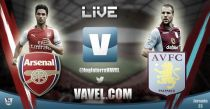 Arsenal vs Aston Villa, Premier League en vivo y en directo online (5-0)