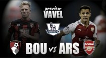 Bournemouth vs Arsenal preview: Gunners looking to get back on track