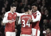 """Arsenal-Stoke City: """"El Arsenal continúa en la lucha por la Premier"""""""