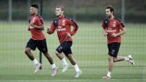El Arsenal se comienza a preparar para la nueva temporada