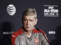 Wenger talks transfers and new faces ahead of MLS All-Stars game