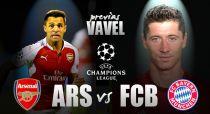 Arsenal - Bayern de Múnich: romanticismo futbolístico en Londres