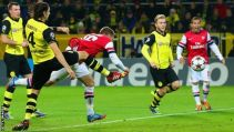 Le Borussia Dortmund perd ses premiers points à Arsenal !