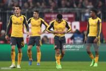 Bayern Munich 5-1 Arsenal: Player ratings as Gunners suffer a repeat thrashing