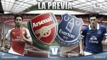 Arsenal - Everton: las consecuencias europeas a prueba