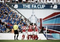 Was Arsenal's route to the FA Cup final easier than the year before?