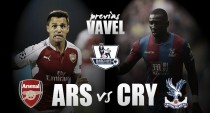 Previa Arsenal - Crystal Palace: asegurar la Champions League
