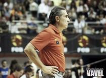 """Sergio Scariolo: """"Tenemos que subir el nivel de concentración y bajar los errores"""""""
