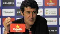 """Juan Carlos Mandiá: """"Debemos jugar el partido desde el inicio para ganarlo"""""""