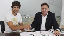 José Ángel renueva hasta 2017 y pasa al primer equipo