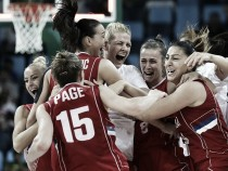Rio 2016: Serbia shocks Australia 73-71 in the quarterfinals of women's basketball