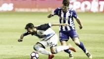 Recordatorio del partido de la 1ª vuelta: Justo empate para un histórico Alavés