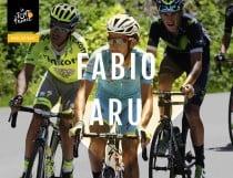 Favoritos Tour de Francia 2016: Fabio Aru, Italia busca el doblete