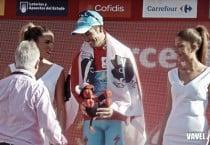 Temporada 2015: Vuelta a España, Fabio Aru se hace mayor