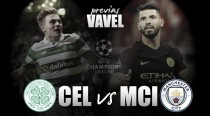 Celtic - Manchester City: la prueba escocesa