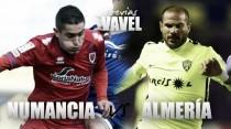 Previa Numancia - Almería: hay fútbol más allá del Clásico
