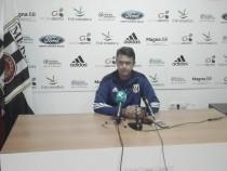 """J.M.Campos: """"Cuando las cosas salen bien un entrenador no realiza muchos cambios"""""""