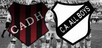 All Boys - Douglas Haig: Por la Copa Argentina