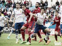 El Zaragoza vuelve a dejar la portería a cero