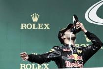 Daniel Ricciardo, elegido 'Piloto del Día' del GP de Alemania
