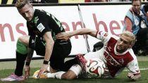 Empate sin goles en el 'Rhein Derby'
