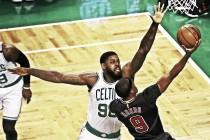Bulls volta a vencer o Celtics em Boston e abre 2 a 0 na série