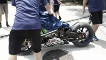 MotoGP, i piloti testano i pneumatici Michelin a Sepang