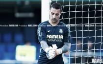 Asenjo, elegido mejor jugador ante Las Palmas por los lectores de VAVEL.com