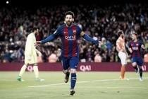 Barcelona goleia Osasuna com direito a gol de Mascherano e se mantém na liderança