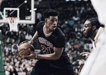 Chicago Bulls surpreende Boston Celtics e conquista vitória importante fora de casa