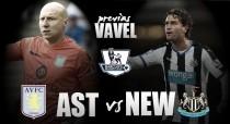 Previa Aston Villa - Newcastle: las urracas visitan al veterinario que todo lo cura