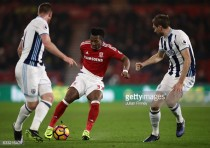 Middlesbrough 1-1 West Bromwich Albion: Boro player ratings after yet another draw
