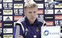 """Moyes: """"La posición actual hace justicia a la temporada de la Real Sociedad"""""""