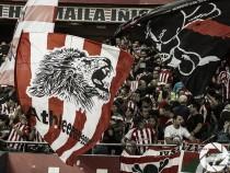 Athletic - Villarreal: puntuaciones del Athletic, jornada 23 de Liga