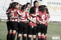 Fotos e imágenes del amistoso Gijón Femenino 1-9 Athletic Club