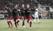 Aduriz repite en el once ideal de la Europa League