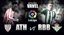 Previa   Athletic Club - Real Betis: Nada de turismo en 'La Catedral'