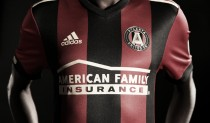 Atlanta United unveil inaugural kit