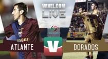 Dorados regresa a casa con ventaja en la Final de Ida del Ascenso MX