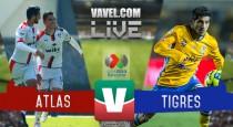 Imponente victoria rojinegra ante unos desconcertados Tigres