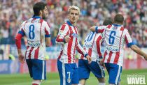 Fotos e imágenes del Atlético de Madrid - Elche, jornada 33 de Liga BBVA